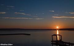 Sunrise at Lake Hainer (andreasscharr) Tags: canon5dmarkiv wasser water sonnenaufgang sunrise sachsen saxony germany deutschland deu ef24105mmf4lisusm