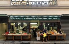 Cite Bonaparte (goremirebob) Tags: france nice freshfruit vegetables shop greengrocer