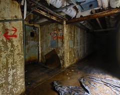 Tunnel Terror (jgurbisz) Tags: jgurbisz vacantnewjerseycom abandoned nj newjersey marlboropsychiatrichospital hospital asylum institution tunnels decay marlboro