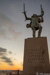 Melilla a Don Pedro (josmanmelilla) Tags: atardecer melilla sol pueblo antiguo pwmelilla pwdmelilla flickphotowalk pwdemelilla sony