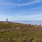 Küstenlandschaft mit Touristen am Cabo da Roca thumbnail