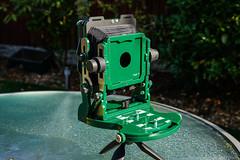 Chroma 'Safari' (Steve Lloyd) Tags: chroma large format camera custom 4x5