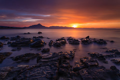 Vibe (tom.leuzi) Tags: bigstopper canoneos6d italia italien italy le lee landschaft langzeitbelichtung meer ndfilter sicilia sicily sizilien sonnenuntergang tamronsp2470mmf28divcusd wasser filter landscape longexposure nature sea sunset water