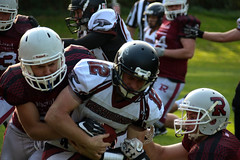 DISO5029 (Wuppertal Greyhounds) Tags: wuppertal greyhounds verbandsliga nrw disografie blende8 american football