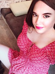 First time I have dressed properly in 2years. I feel bad that I have cheated and used an editing app. However, I love it❤️❤️❤️ (JStheonly1) Tags: transgender crossdresser transvestite tg