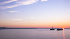Levé de soleil (Triskell Pictures (Facebook)) Tags: bretagne finistere paysage poselongue landscap canon iroise