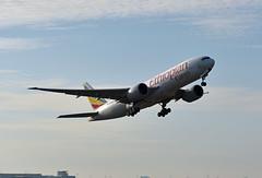 Ethiopian Cargo Boeing 777-F60 ET-ARH (EK056) Tags: ethiopian cargo boeing 777f60 etarh brussels airport