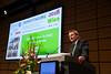 OeGHO Präsident Univ.-Prof. Dr. Andreas Petzer bei der Begrüßung