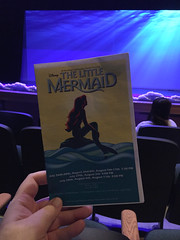 """2018 YIP Day 223: Headed back """"Under the Sea"""" (knoopie) Tags: 2018 august iphone picturemail theater attheridgetheatre thelittlemermaid show55 2018yip project365 365project 2018365 yiipday223 day223"""