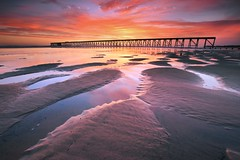 Lost in Time (Stu Patterson) Tags: stu patterson sunrise hartlepool steetley pier