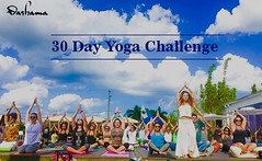 Best 30 DAY YOGA CHALLENGE by Dashama