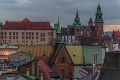 Krakow (Vagelis Pikoulas) Tags: krakow poland travel landscape city cityscape urban europe canon 6d tamron 70200mm vc 2017 november autumn holidays castle architecture buildings