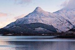 The Pap of Glencoe (emperor1959 www.derekbeattieimages.com) Tags: papofglencoe mountain glencoe lochleven loch ballachulish graham scotland sgurrnacìche lochaber winter snow scotlandlandscapephotography