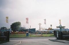 Brean Leisure Park (knautia) Tags: brean somerset england uk october 2018 film ishootfilm olympus xa2 olympusxa2 kodak ektar 100iso nxa2roll79 funfair offseason daytrip