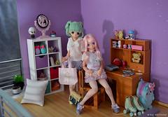 Pure Neemo (Nyx ☆) Tags: miu secret wonderland direct store vers minami princess mermaid pure neemo doll azone