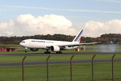 Boeing 777 F28 F-GUOC 5D4_2355 (Ronnie Macdonald) Tags: ronmacphotos aircraft prestwick glasgowprestwick airfrancecargo boeing777 fguoc