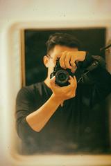PSY02682 (Psychedelico91) Tags: me selfie vietnam portrait mirror sony a7ii