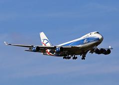 G-CLAA Boeing 747-446F Cargo Logic Air (Keith B Pics) Tags: gclaa vqbtb n402al ja402j egss stn clu813 keithbpics boeing b747400 cargo cargologicair atlanta