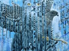 Cee Pil / Dok Noord - 23 okt 2018 (Ferdinand 'Ferre' Feys) Tags: gent ghent gand belgium belgique belgië streetart artdelarue graffitiart graffiti graff urbanart urbanarte arteurbano ferdinandfeys ceepil
