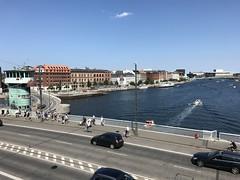 Köpenhamn 2 (greger.ravik) Tags: köpenhamn copenhagen dlg dlg18 dag2 denmark danmark bro bridge water boat