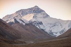Mount Everest, Everest Base Camp, Tibet (CamelKW) Tags: tibet2018 mounteverest everestbasecamp tibet