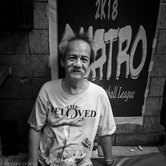 Manila, Philipines (Rickard Brandt) Tags: manila street barangay704
