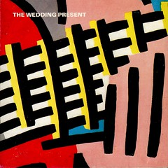 The Wedding Present - You Should Always Keep In Touch With Your Friends (1986) (stillunusual) Tags: theweddingpresent weddingpresent youshouldalwayskeepintouchwithyourfriends davidgedge single vinyl aside sleeve artwork picturesleeve indie 1980s 1986