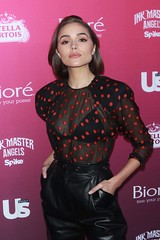 Female Dominance (Leatherlover987) Tags: us weeklys most stylish new yorkers party usa 12 sep 2017 olivia culpo miss 2012 female personality 63429424
