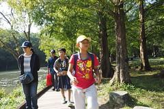 PA010957 (earth_cixing) Tags: 慈心華德福 大地班 2018 5b 校外教學 福山植物園 植物主課