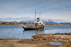 Ushuaia (Enrica F) Tags: ushuaia patagonia argentina nikon water