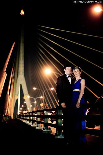 Rosie & Orlando's Post-Wedding in Bangkok