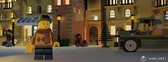 Progress of my lego short film (CARLIERTI) Tags: lego blender animation b3d mecabricks render film short
