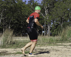 "Cairns Crocs Lake Tinaroo Triathlon-Swim Leg • <a style=""font-size:0.8em;"" href=""http://www.flickr.com/photos/146187037@N03/43774852700/"" target=""_blank"">View on Flickr</a>"