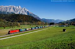 Rh.1116.xxx presso Öblarn (Tosatto Lorenzo) Tags: oebb obb oeblarn rh116 taurus siemens ennstal ennstalbahn tauernbahn tauri taurern bahn train railway freight enns