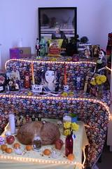 _DSC0321 (alnbbates) Tags: november2018 dayofthedead livingartsoftulsa tulsa oklahoma altars ofrendas altar ofrenda