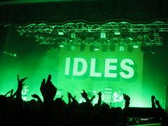 IDLES at The Forum (werelostinmusic) Tags: gig music livemusic musicblog kentishtown ktforum theforum kentishtownforum london band musicians artists performers idles