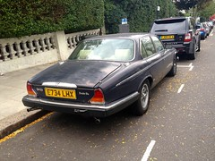Abandoned and Neglected 1987 Daimler Double Six V12 5.3Litre (mangopulp2008) Tags: abandoned neglected 1987 daimler double six v12 53litre