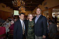 Dan Maljanian, Jennifer DeVoll & Bob Smith