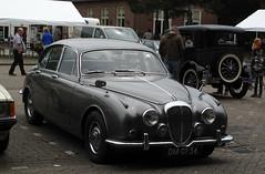 1968 Daimler V8-250 (rvandermaar) Tags: 1968 daimler v8250 daimlerv8250 daimlerv8 daimler250 v8 250 jaguar mark 2 jaguarmark2 mark2 sidecode1 import dm0136 rvdm