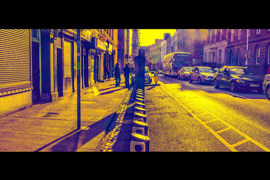 DUBLINBIKES DOCKING STATION 59 [GREAT DENMARK STREET]-144957
