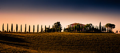 At Dusk in a Pink (Beppe Rijs) Tags: 2018 italien juli sommer toskana italy july summer tuscany