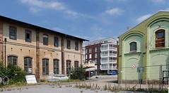 Cuxhaven (antje whv) Tags: cuxhaven stadtansichten häuser houses alt old