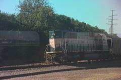 BNSF9610 St Louis MO, USA (Paul Emma) Tags: usa missouri stlouis railway railroad dieseltrain train bnsf 9610