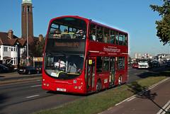 Tube Strike Extra: Route H91, Coach Hire Surrey, WVL112, JGZ5912 (Jack Marian) Tags: tubestrike coachhiresurrey hireyourtransportcom wvl112 jgz5912 lx03eea goaheadlondon hammersmith hammersmithbusstation hounslowwest brentford syonlane buses bus london extra strikeextra volvo b7tl volvob7tl wright eclipse gemini wrighteclipsegemini wrighteclipse