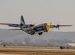 FA_35 (SamOphoto2011) Tags: airplanes canon airshow mcasmiramar c130 lockheed 2018 100400lmarkii blueangels fatalbert 7dmarkii