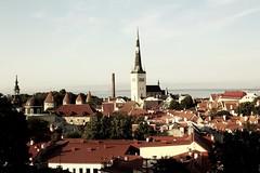 Tallinn, Estonia (Rojs Rozentāls) Tags: tallinn tallina estonia eesti estland igaunija oldtown architecture church city canonphotography travelphotography baltic