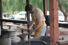 Blacksmith Demonstrations (AGSEM1976) Tags: blacksmith lost art classes demos demonstrations 2018 2019 coming soon metal smithing iron steel fire coal agsem vista socal