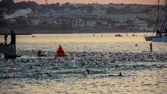 IRONMAN 70.3 Cascais 2018 (P.J.V Martins Photography) Tags: ironman exercise sport swimming triathlon sunrise morning beach sea seascape