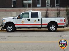 Chicago Fire Department (Photographer Asher Heimermann) Tags: chicago illinois cfd firefighting firetruck