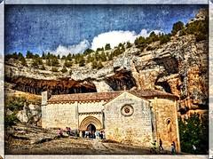 Ermita de San Bartolome (cañón del río lobo) (iosebasque) Tags: ermita sanbartolome church soria cañon ríodellobo canon hermitage arroila spain españa romanico